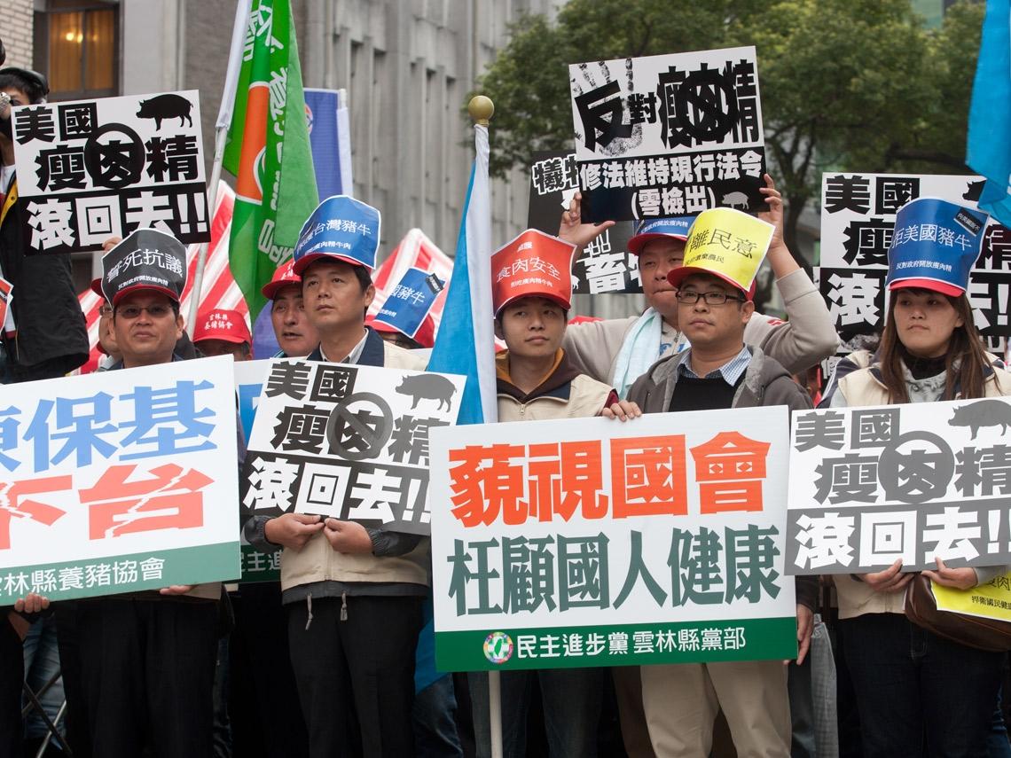 12年來藍綠都不敢面對的美豬問題  恐讓台灣貿易邊緣化?