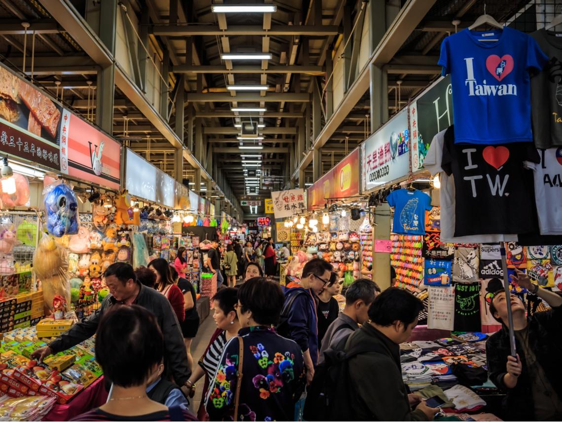 一個中國留學生的觀察:台灣夜市遍地淘寶貨,怎麼吸引陸客?