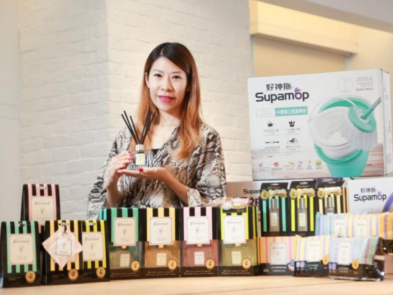 從牛皮股變飆股!她如何再造35歲「花仙子」,讓品牌飛躍成長?