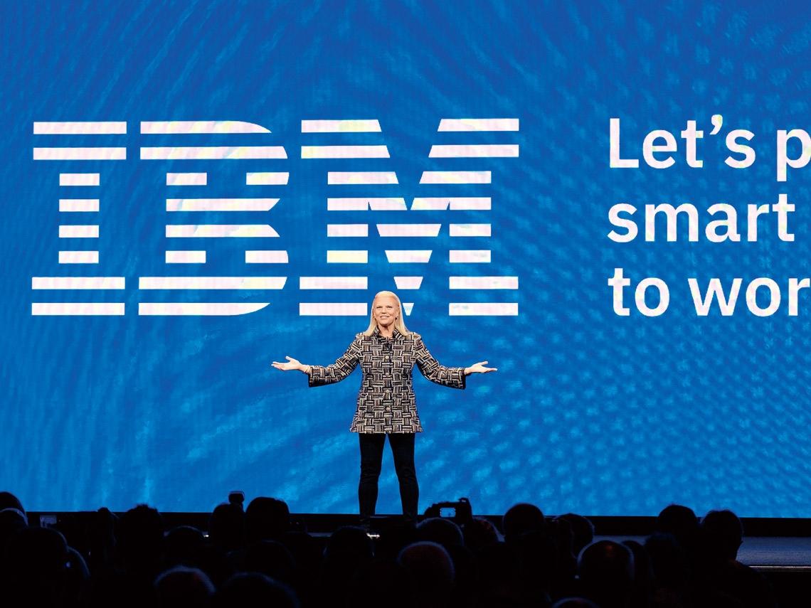 IBM用三招創價 翻新人才資產