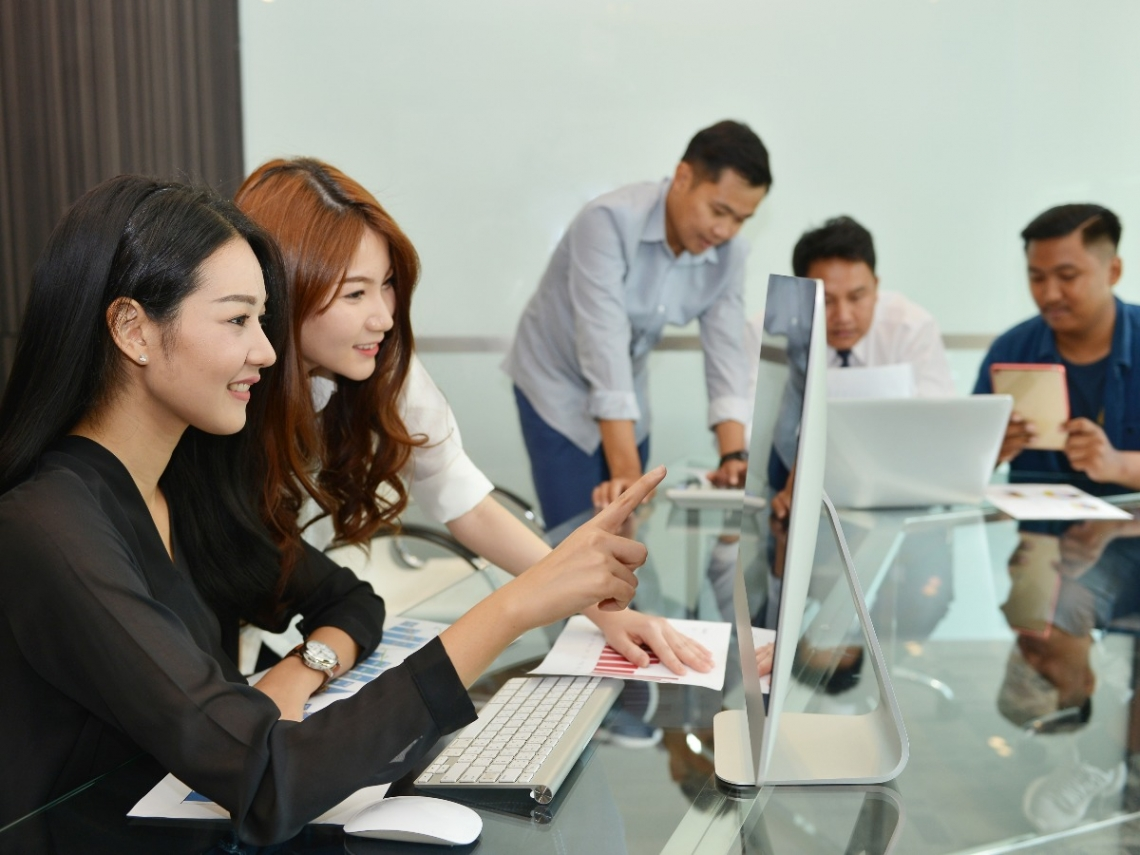 充實技術型與儲備型人才庫 開創新夥伴關係
