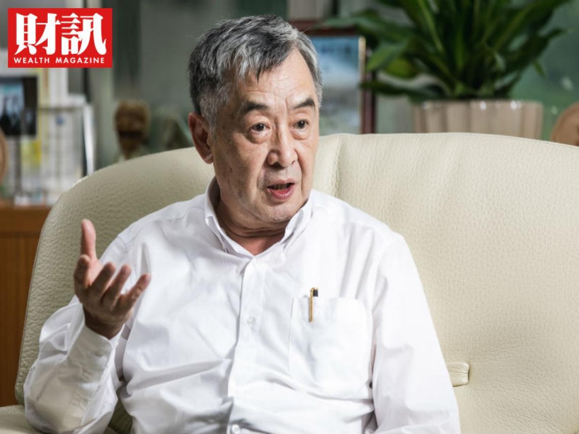 信邦王紹新 數學老師變身百億大老闆