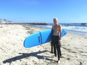勇闖美國西岸、自助旅行超好玩!69歲「蛋黃哥」這樣玩出快樂第二人生