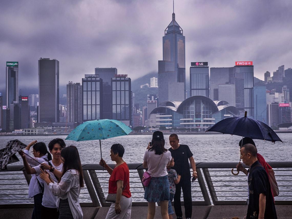 當寫報告也可能被引渡…… 香港金融中心地位恐不保