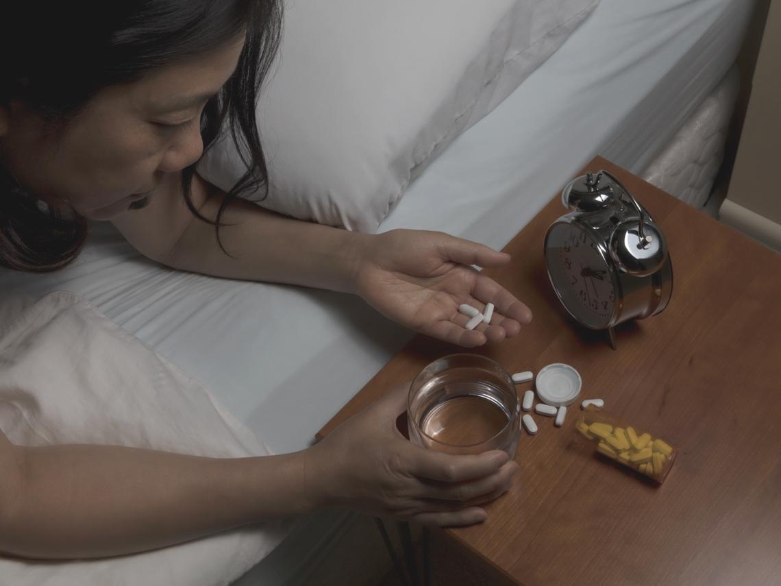 安眠藥亂吃竟記憶力下降!遠離失眠3原則,讓你一覺到天亮
