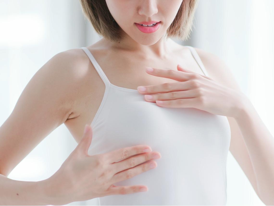45歲以後當心乳癌!注意7大高危險群、學會5招預防別忘篩檢