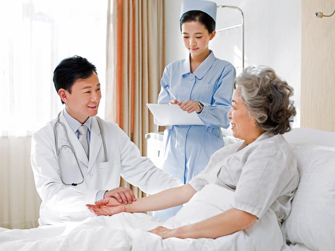 高齡醫療、保健概念股夯 「不老商機」躍上生技新主流