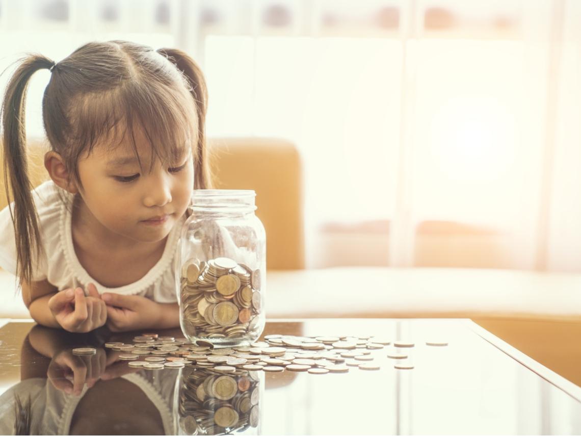 小孩0到6歲不用國家養 這3招幫你存夠育兒基金