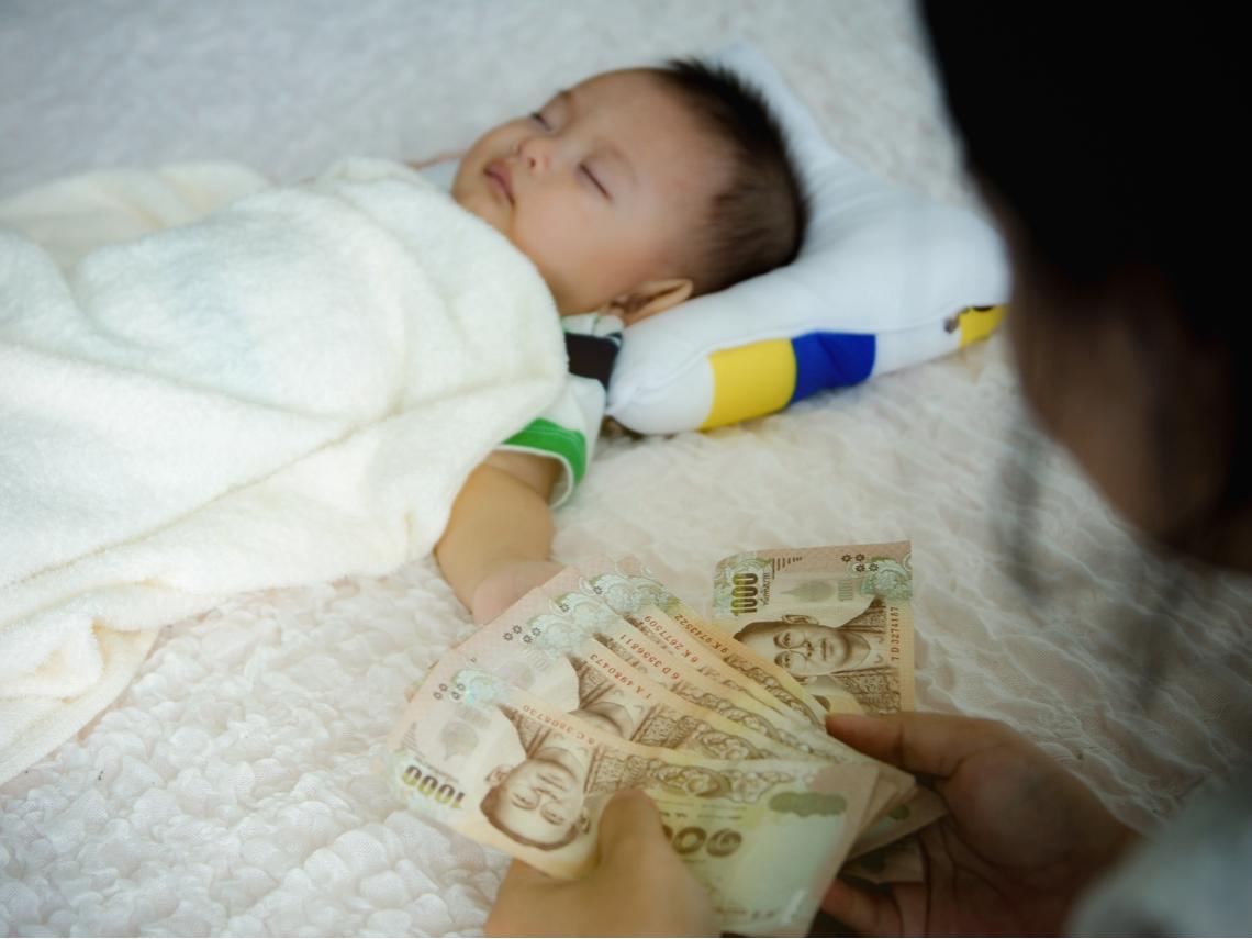 養一個孩子要花多少錢?從出生到大學畢業,一次算給你看