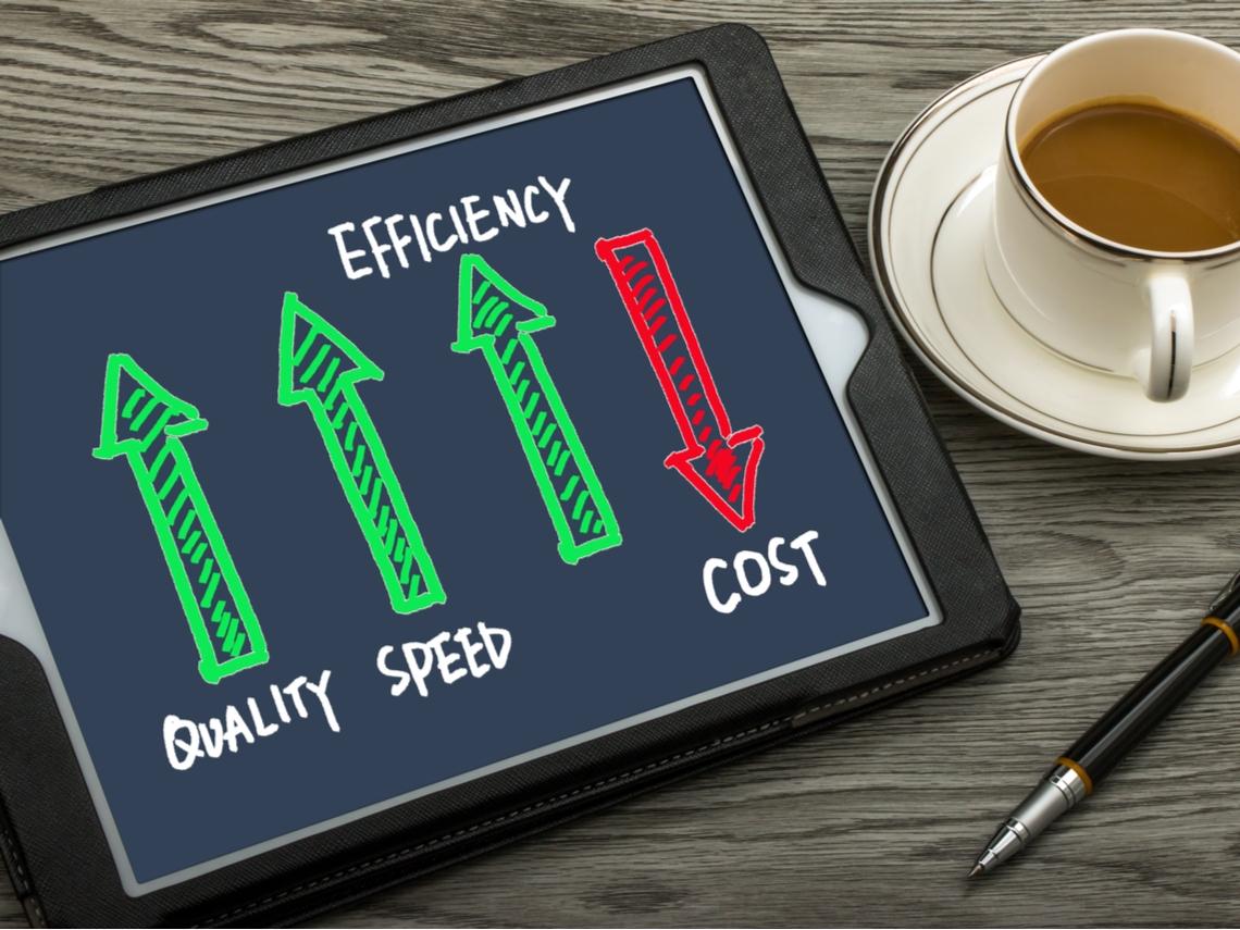 三流企業才砍工人薪資!真正的「cost down」是用最貴的人才、買最好的設備