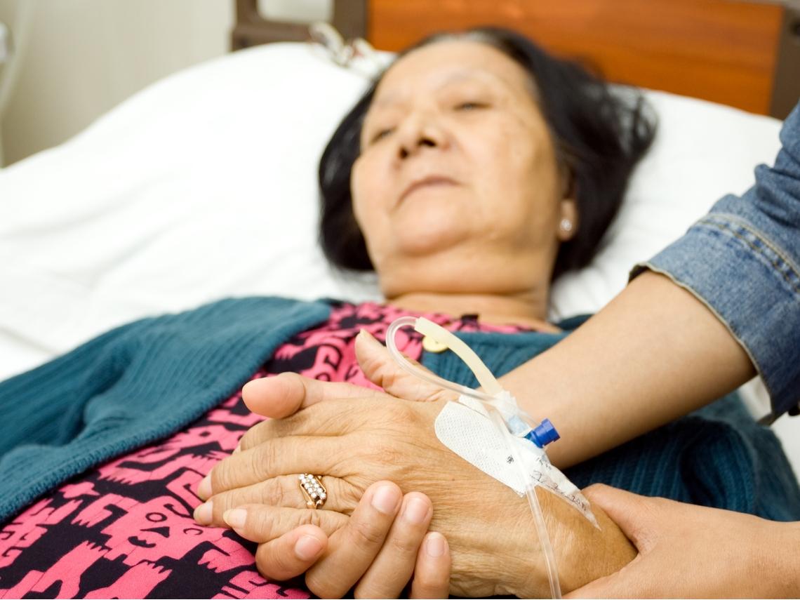 「媽媽住院72天賣了2棟房!」面臨生老病死才領悟:健康沒病才是最大的不動產