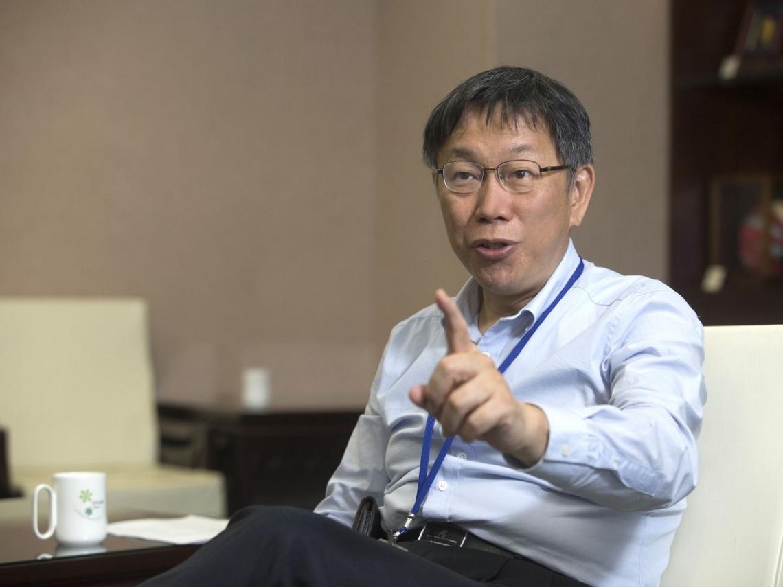 手握兩成鐵票 若接收反韓選民 柯文哲2020有機會勝出