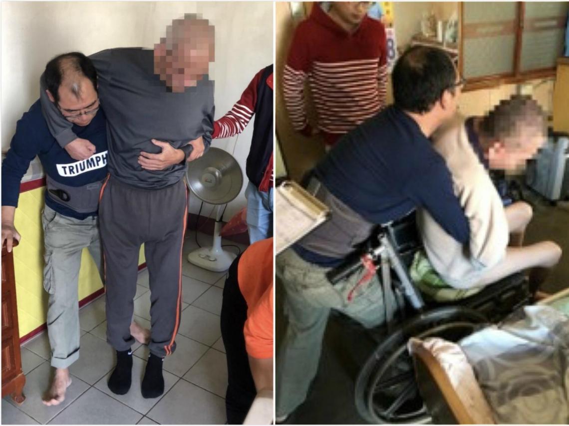 44歲居服員第一線照顧臥床老人 工作9年累到椎間盤突出