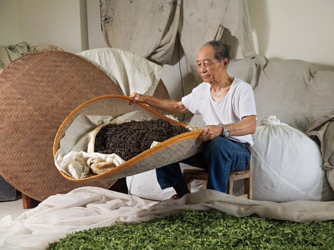 85歲「茶狀元」姜肇宣的傳奇