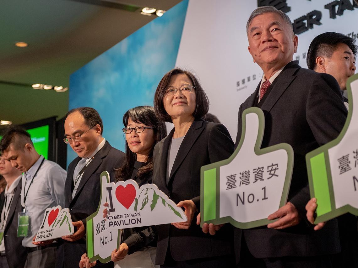 「指尖上的防衛戰」 每月台灣受3千萬次以上網路攻擊 資安已成一成戰場