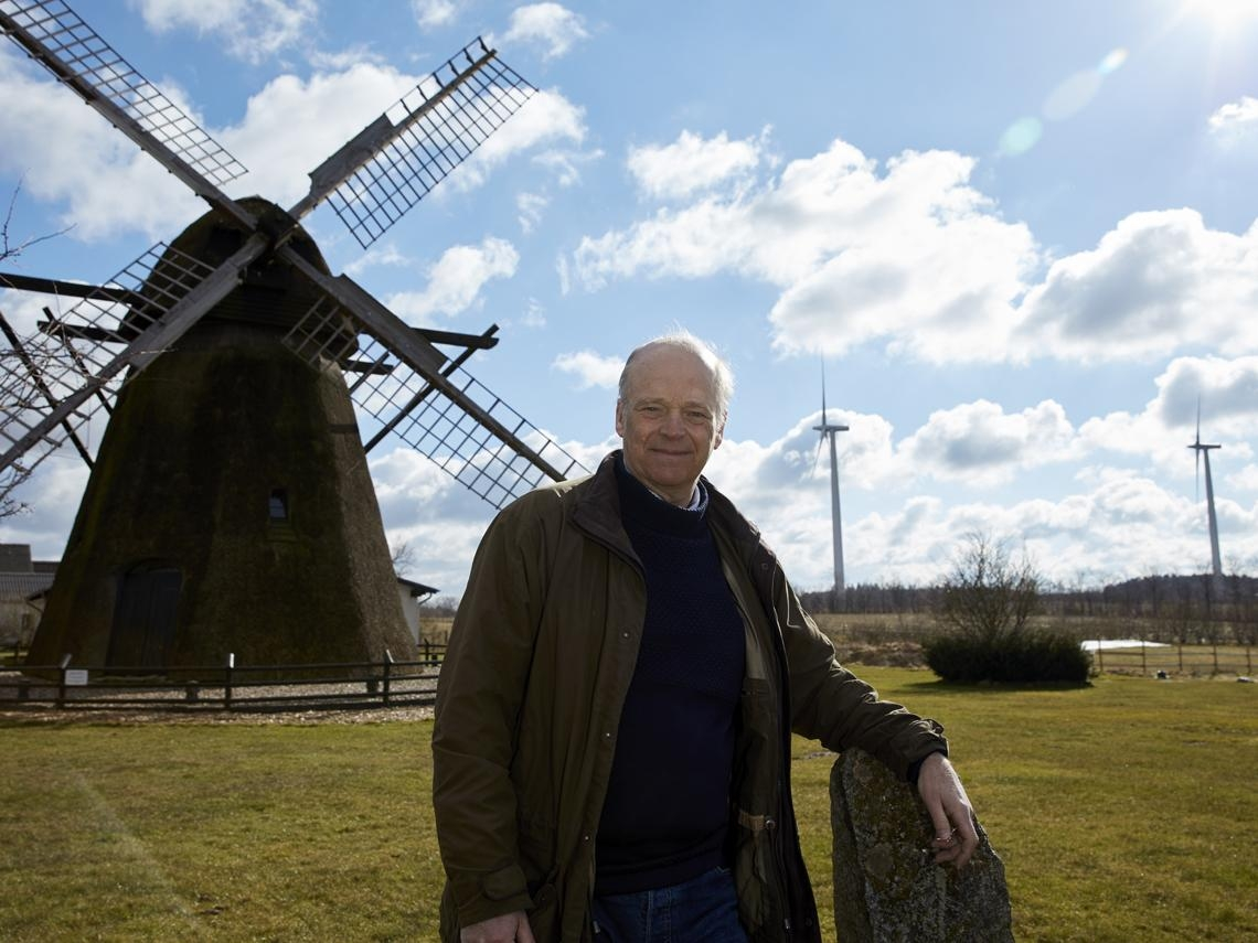 他,改寫全球風電史 丹麥「特有種」的車庫創業傳奇