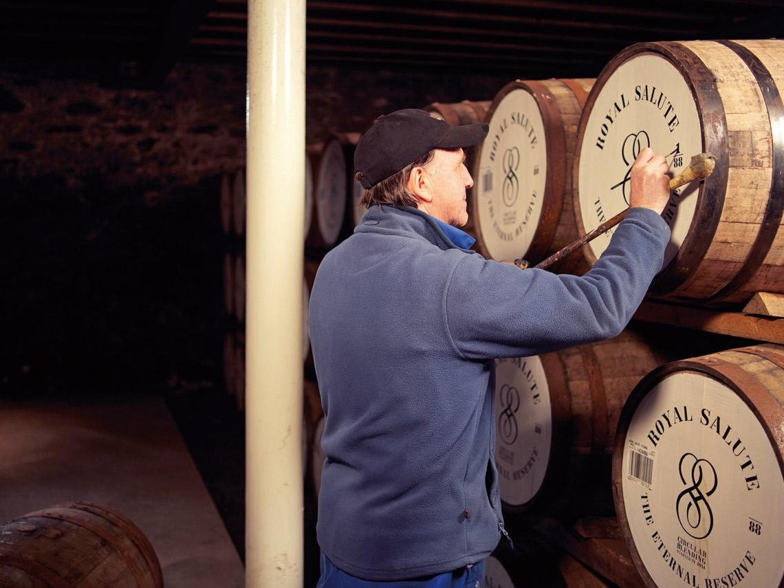 潛藏的樂章—高年分威士忌