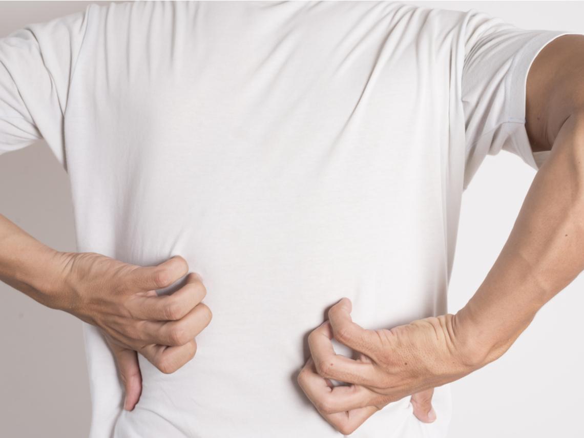 皮膚搔癢,竟是腎臟出問題!吃西藥全無效,中醫用「這招」2個月成功止癢!