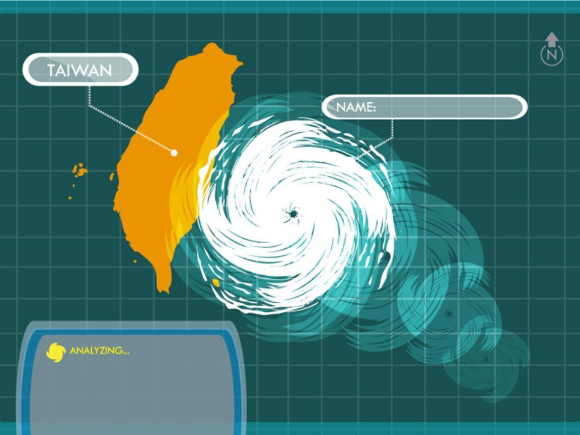 颱風路線東飄西移,搞得我好狂亂阿~一次整理:颱風與台灣的10種糾纏方式