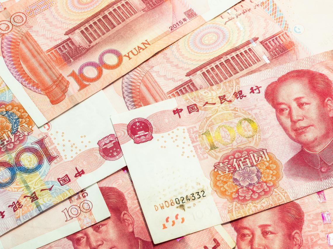 人民幣破7 中國基金卻逆勢成長逾2成?