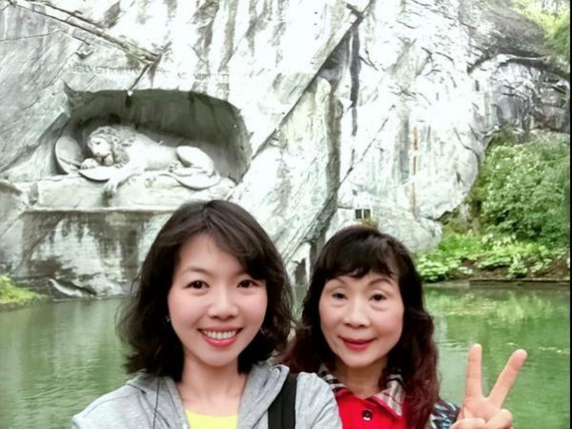 敞開心扉,去迎接世界的美好!罹癌之後,我更常帶母親出國旅行...人生,必須隨時做好最壞打算