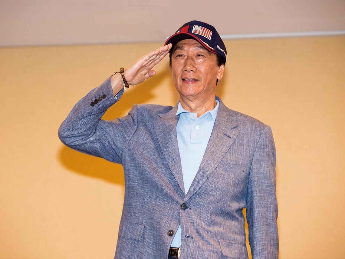 郭台銘退出戰局  對台灣並非壞事!