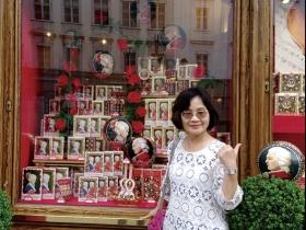 年過六旬,也要永保年輕快樂的心!在匈牙利喝咖啡、看芭蕾舞劇好幸福─我的歐洲四國之旅