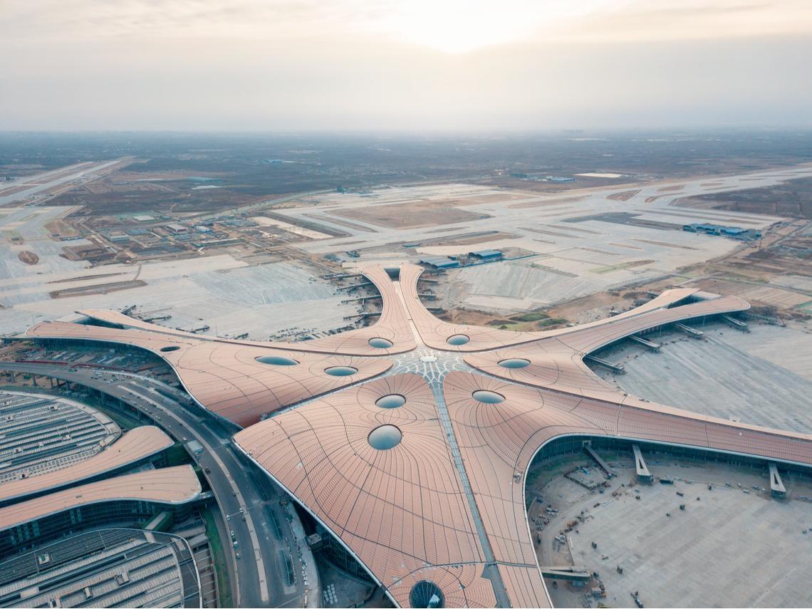 北京大興機場3大看點 中國航空市場估5年內超越美國
