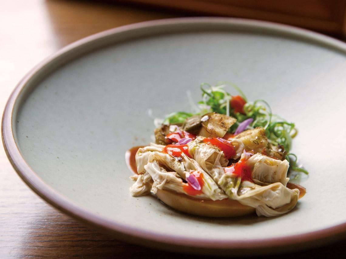 一口法菜 吃進台灣風土