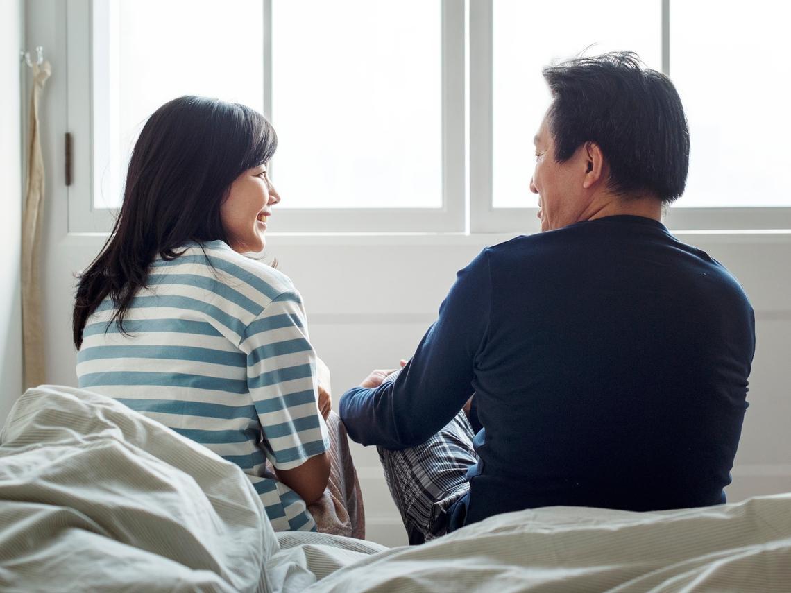 林靜芸/結婚30年,中風後怕被嫌棄!一個故事告訴你,老伴就是一生的相伴