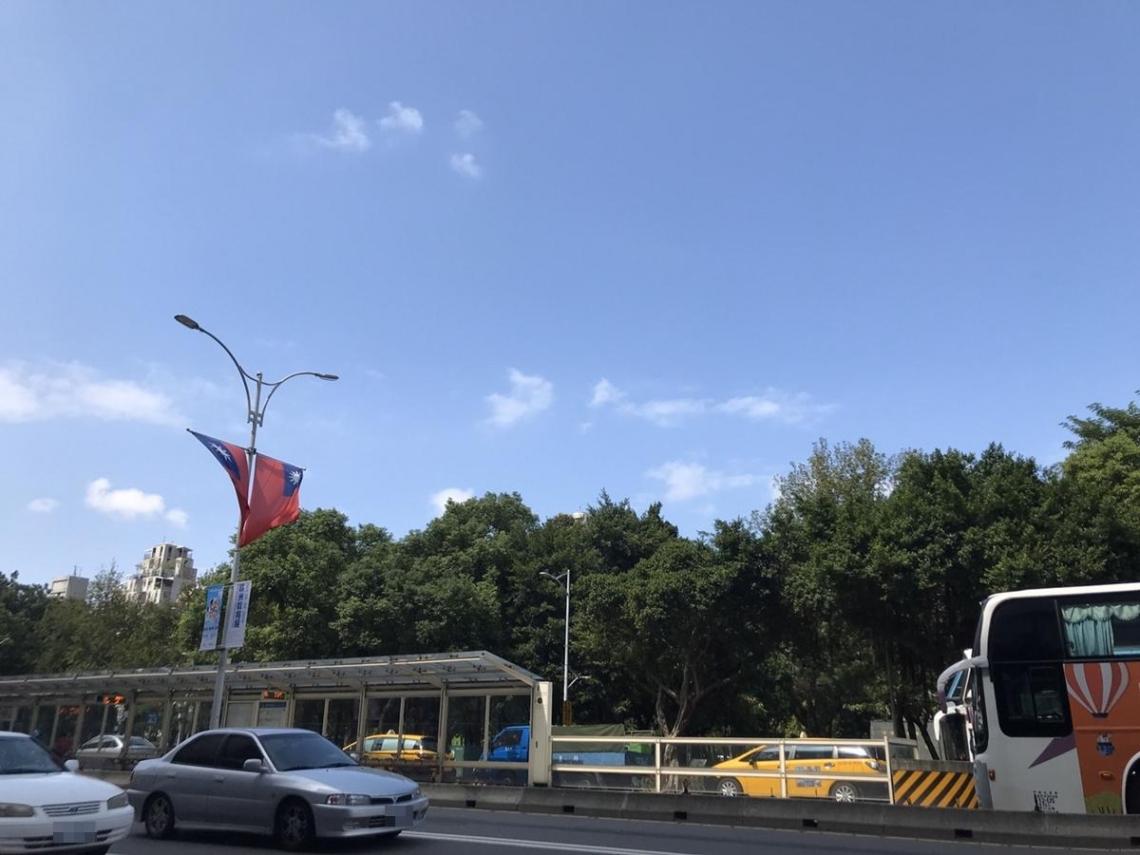 國慶假期會有颱風攪局嗎? 一張圖讓你了解4連休天氣