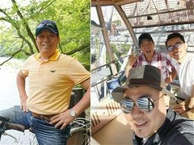 跟著孩子自由行!年過六旬第一次當背包客旅行,父子三人這樣玩日本更精彩!