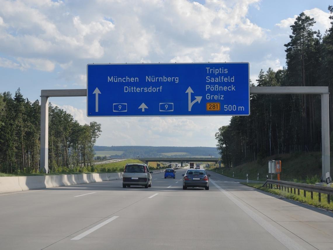 高速公路「限速法」被壓倒性否決 德國交通部長:限速根本違反常識