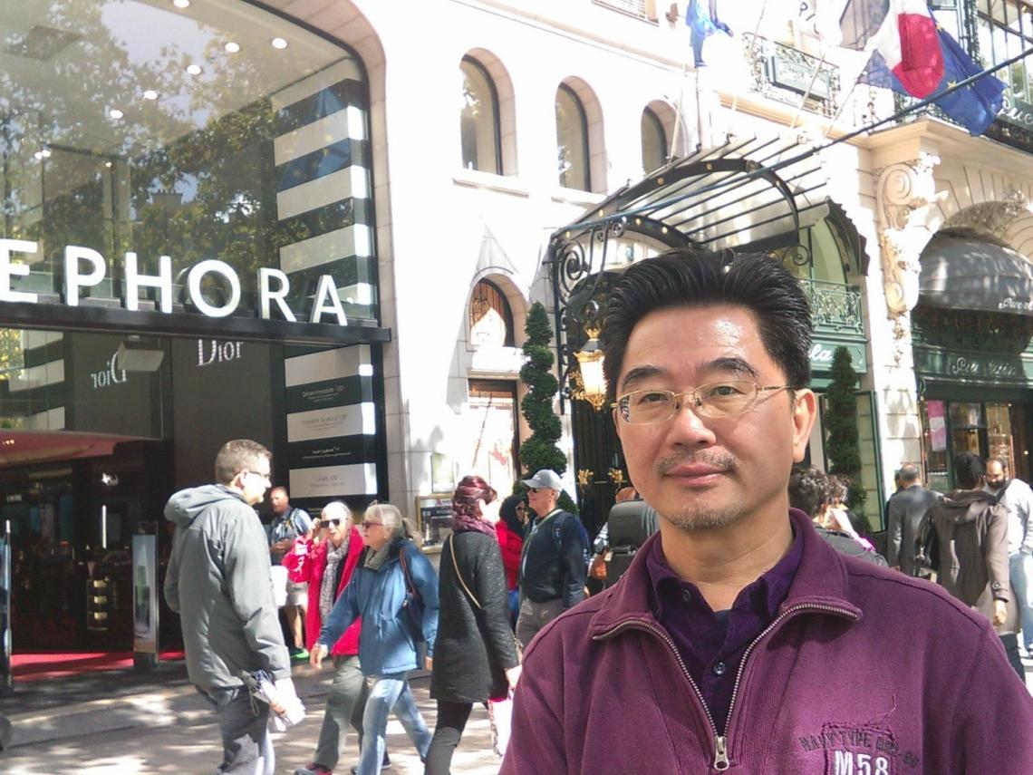 退休後更快樂,54歲遠赴法國調出25款香水!侯勝欽:我還年輕,想要去圓年輕時的夢!