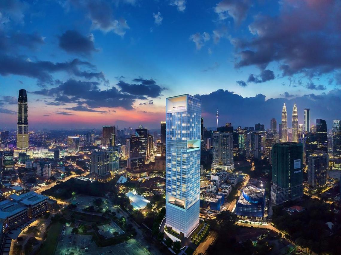 馬日強強聯手 吉隆坡核心地段推案與皇家為鄰