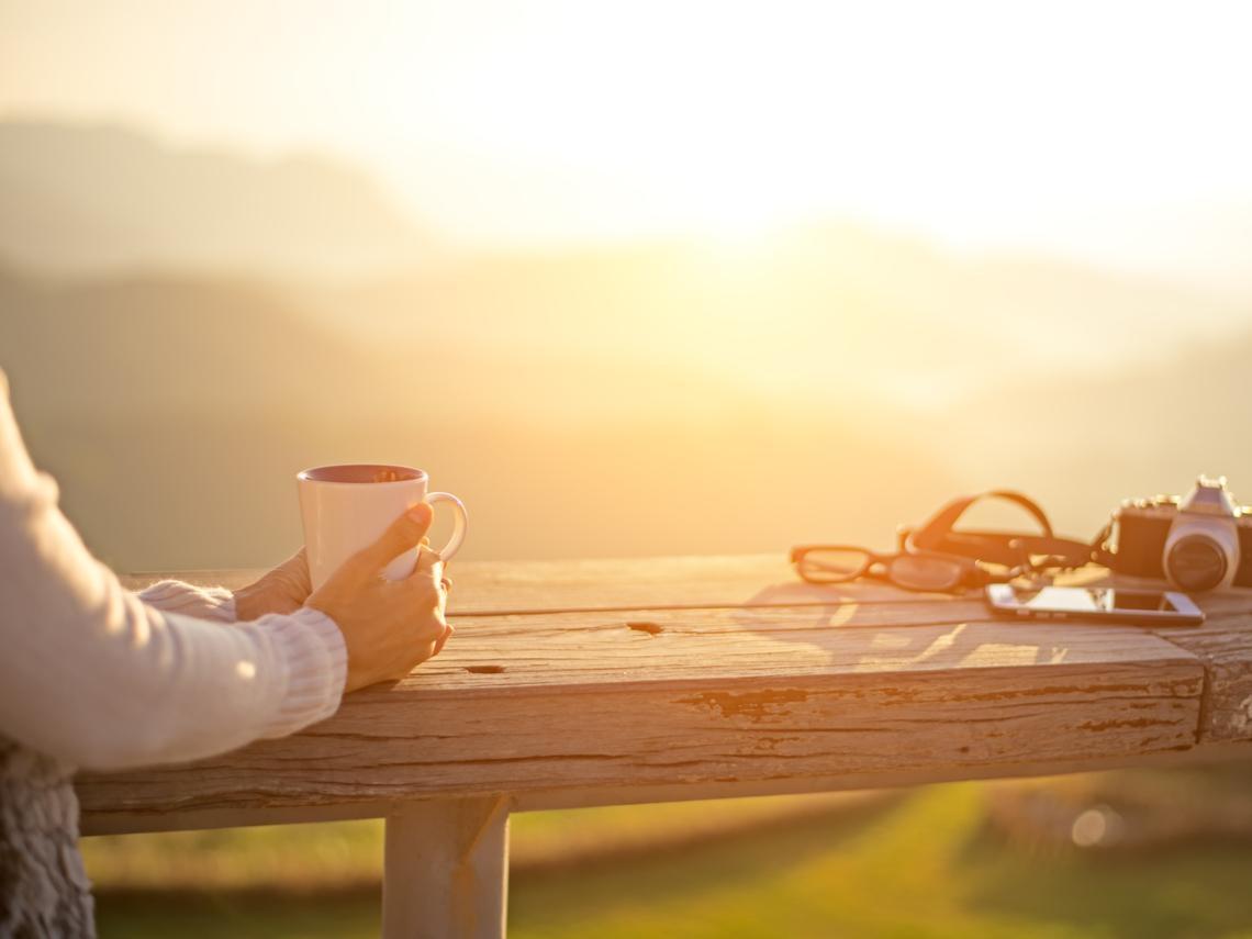 如果有天,我去和上帝喝咖啡了,孩子請你別難過!夏韻芬分享遺囑,親筆寫下愛的告白