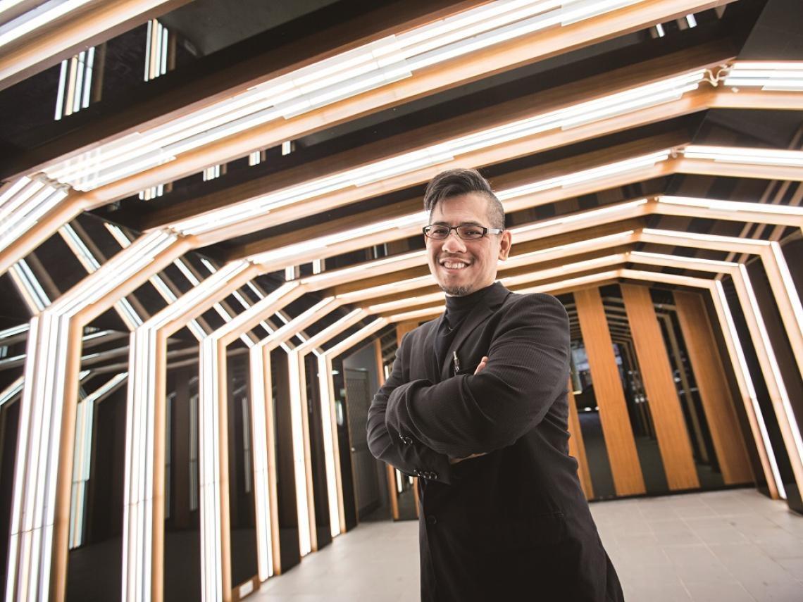 宏鼎泰設計黃智良》傾聽客戶需求 打造獨一無二的溫暖空間