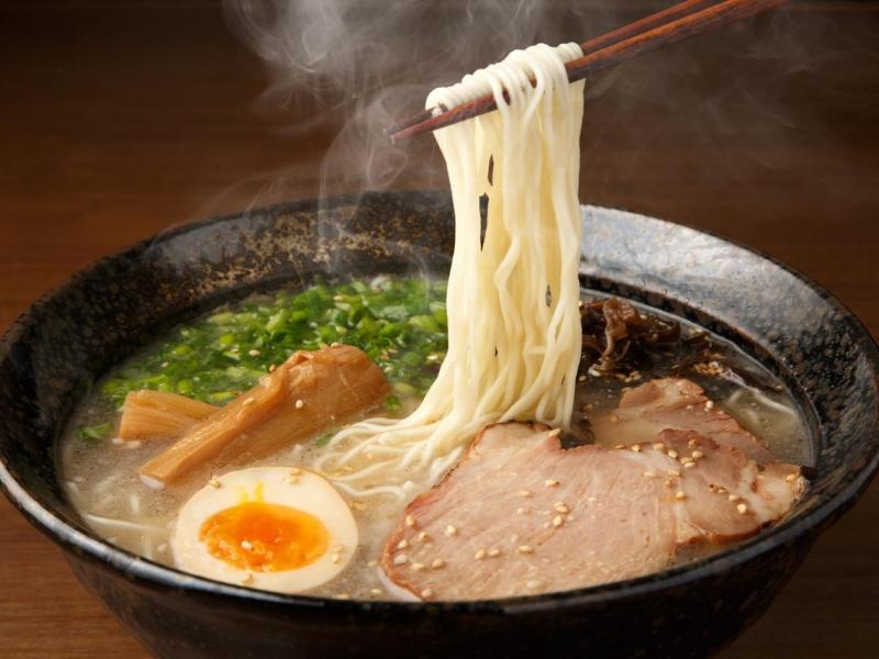 看一個日本移民如何將拉麵打入美國市場