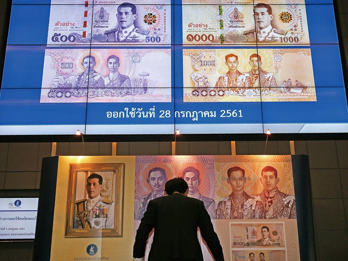 泰銖vs.新台幣  一比一成為新常態