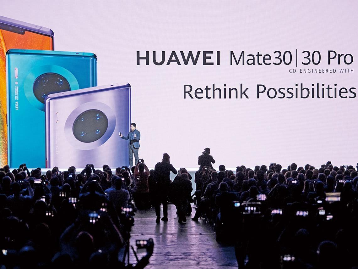 一支華為5G手機 掀起全球半導體業大洗牌