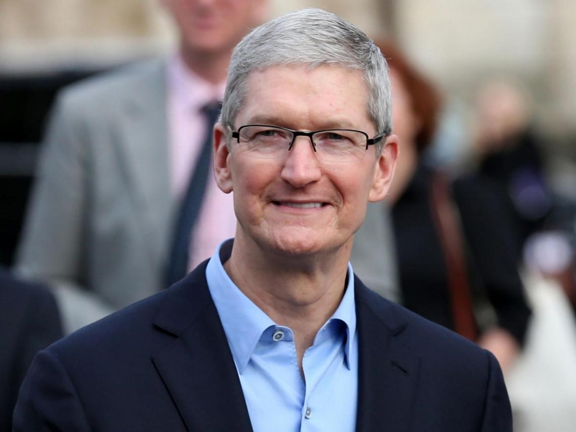 蘋概股投資人看過來!庫克一句話+財報「兩降一升」為蘋果年底豐收掛保證