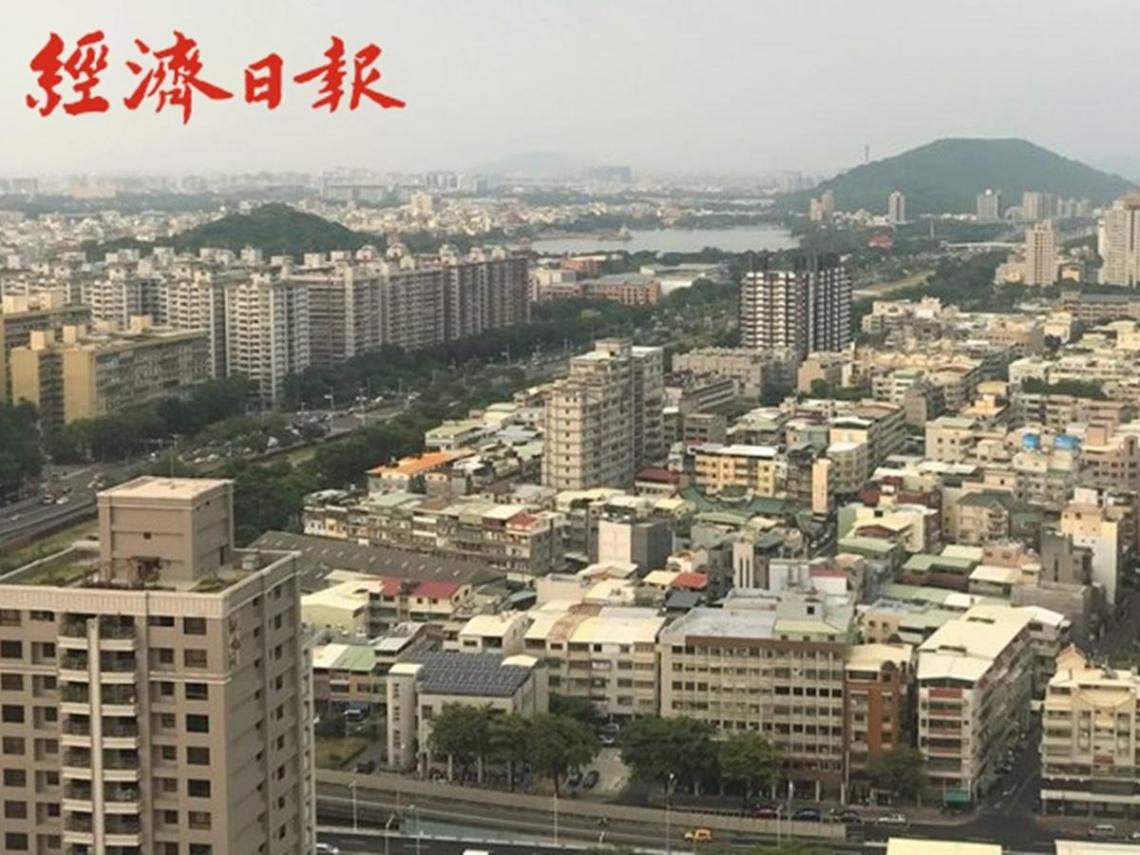 十大人口高密度區房價全漲 這區近三年漲16%最多
