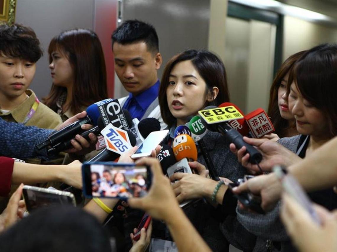 「學姐」黃瀞瑩驚傳被北市府顧問性騷擾 面對外界關心她這樣回應…