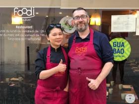 中年後交法國男友、定居巴黎開餐廳!她親手做菜賣台灣美食,享受精彩歐洲生活