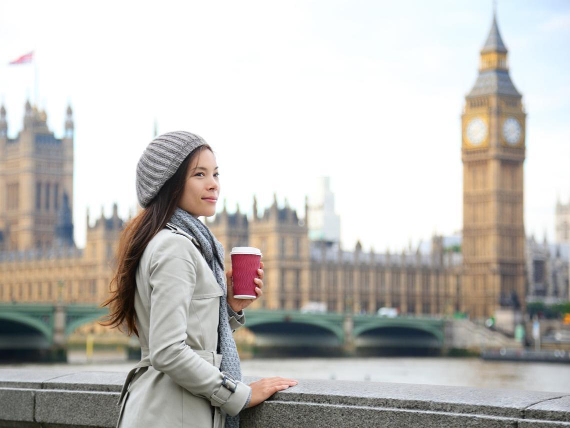 不是你想要的,再好也無須留戀!她勇敢跳出舒適圈,一個人去英國!挑戰全新人生的3個秘訣