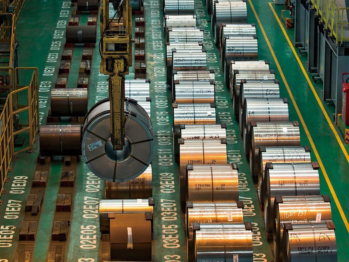 全球貿易秩序「被綁架」 台灣鋼鐵業如何突圍?