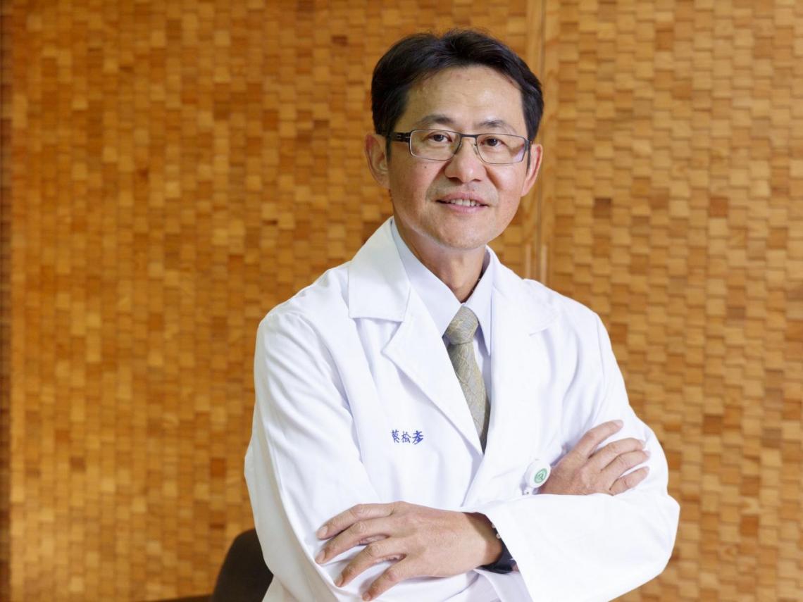 沒有醫不好的癌!名醫蔡松彥從罹癌院長變抗癌專家、自創抗癌餐盤:4種改變就能克服