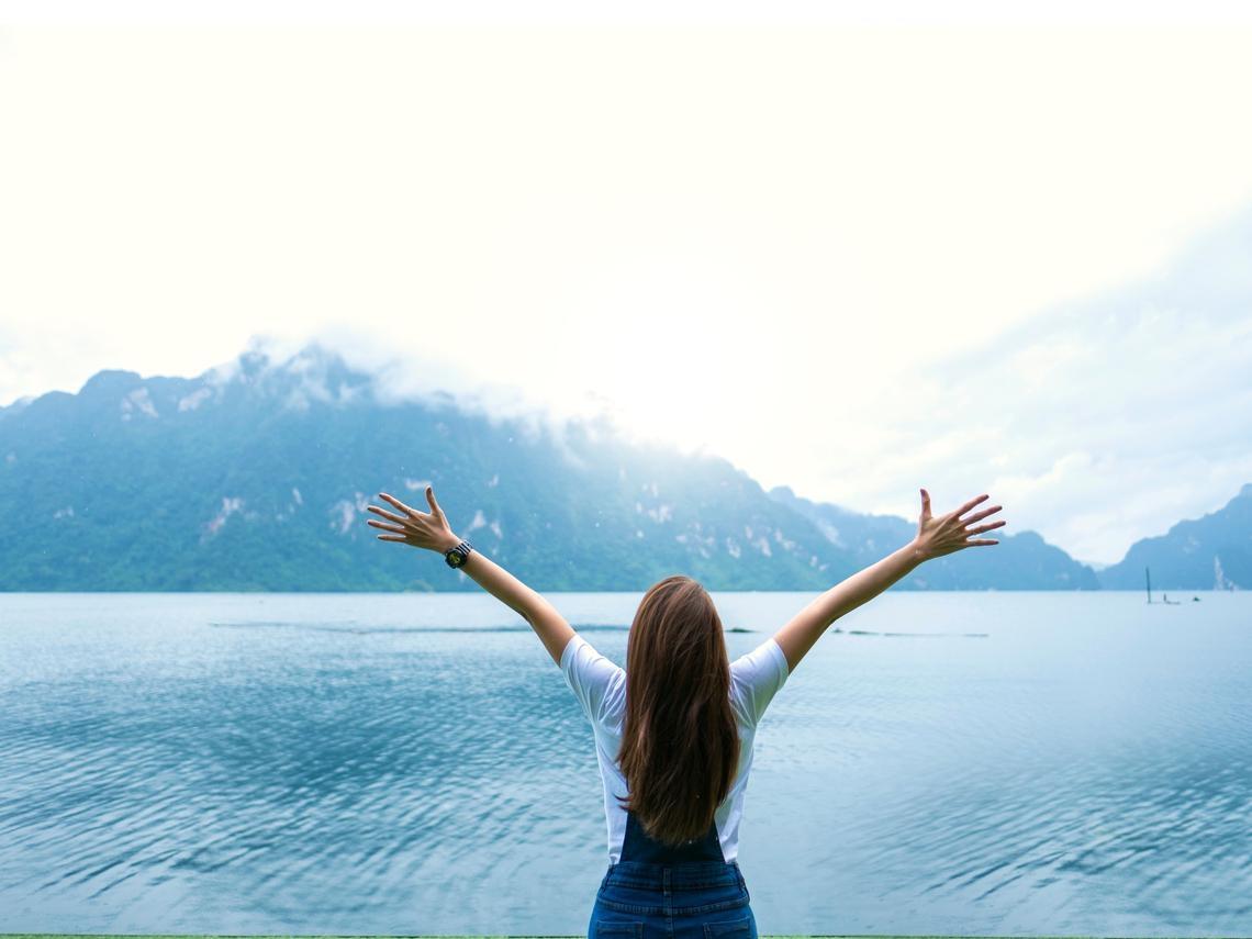 沒有胖子,哪襯得出瘦子?50歲後的自在心訣:接受有遺憾的自己,不完美,才是真人生!