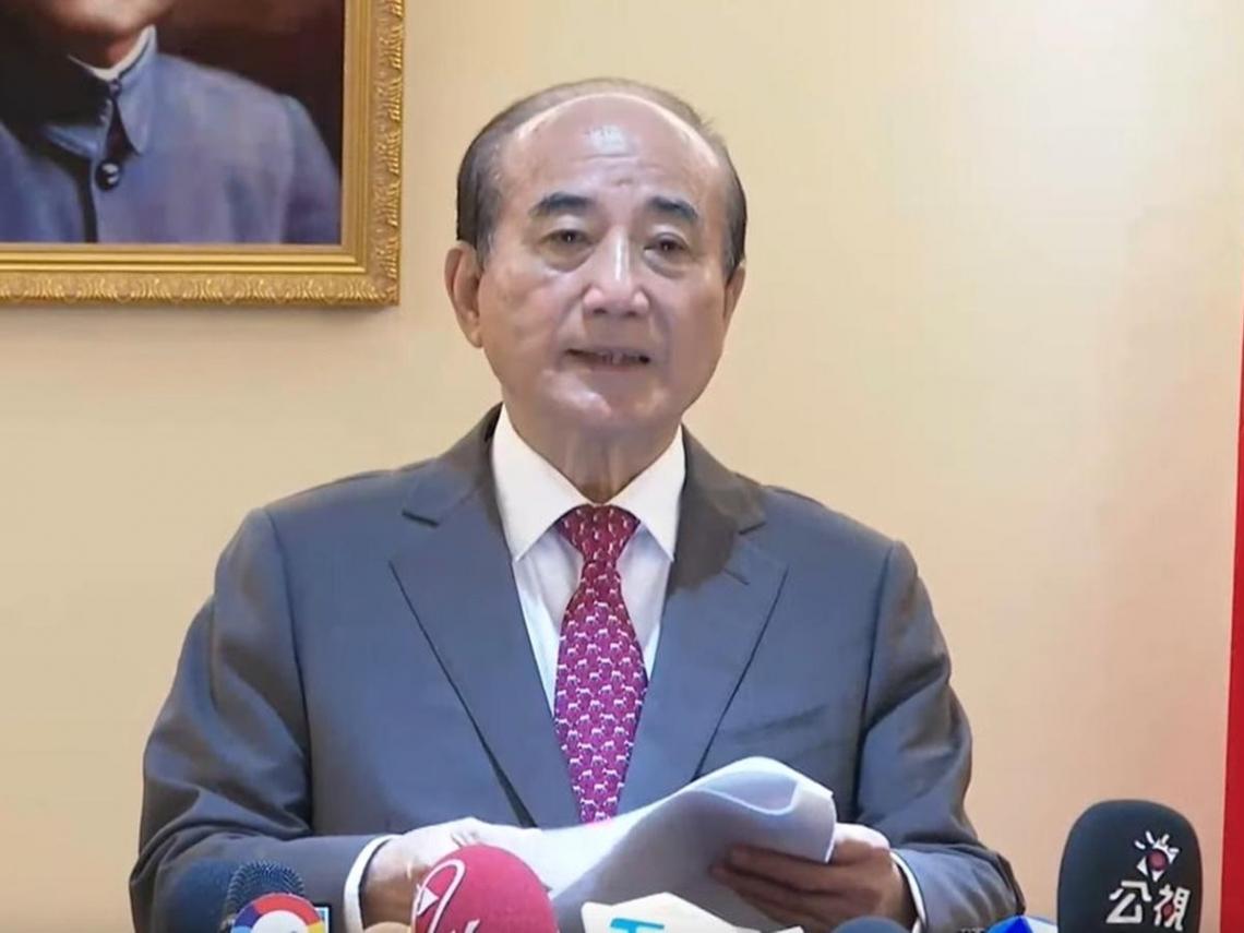 王金平宣布退出2020總統大選!宋楚瑜親自致電告知 將代表親民黨披掛上陣