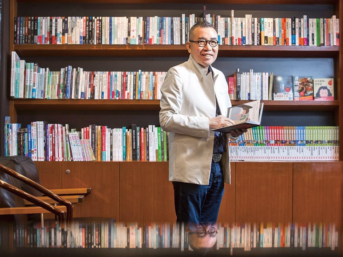 文化商人教會編輯 「讓書熱賣就高興」